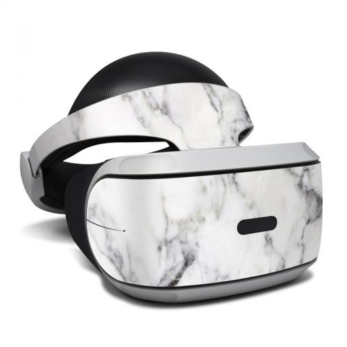 White Marble PlayStation VR Skin