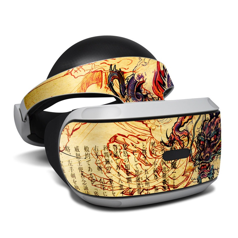 Dragon Legend PlayStation VR Skin