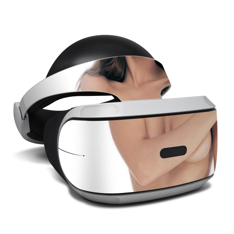 Sexy Girl PlayStation VR Skin