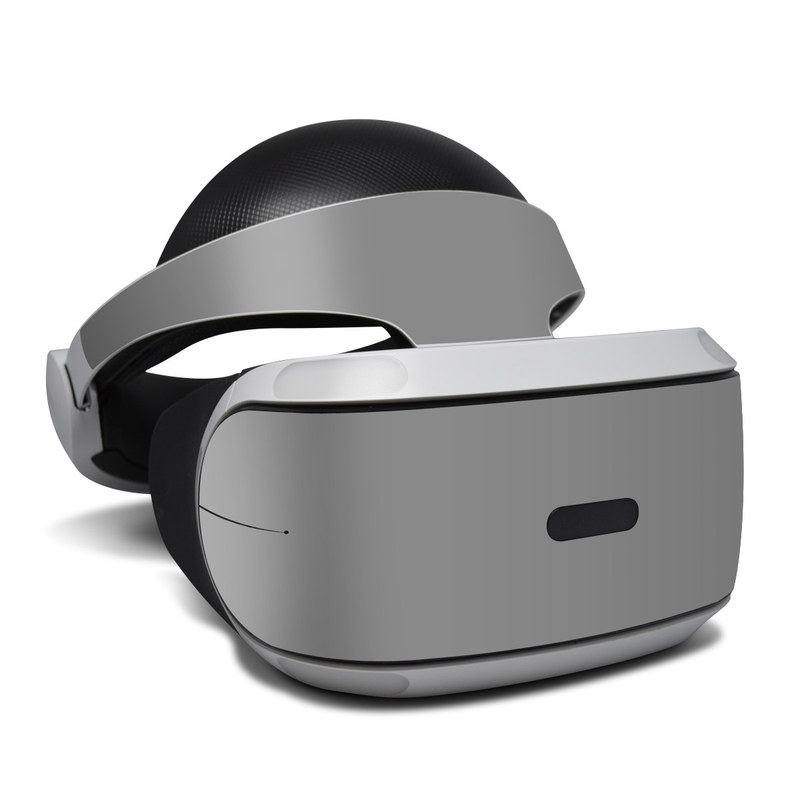 Solid State Grey PlayStation VR Skin