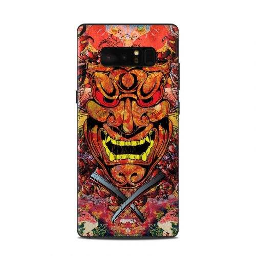 Asian Crest Samsung Galaxy Note 8 Skin