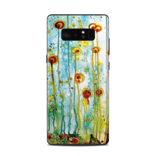 Beneath The Surface Samsung Galaxy Note 8 Skin