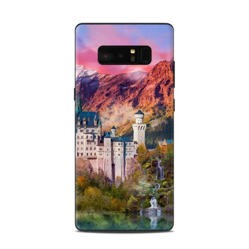 Castle Majesty Samsung Galaxy Note 8 Skin