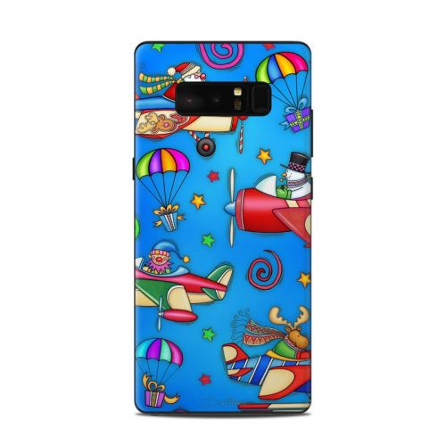 Christmas Delivery Samsung Galaxy Note 8 Skin