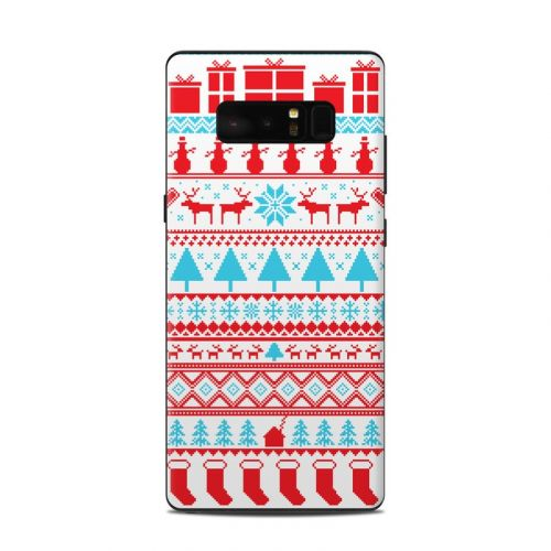 Comfy Christmas Samsung Galaxy Note 8 Skin