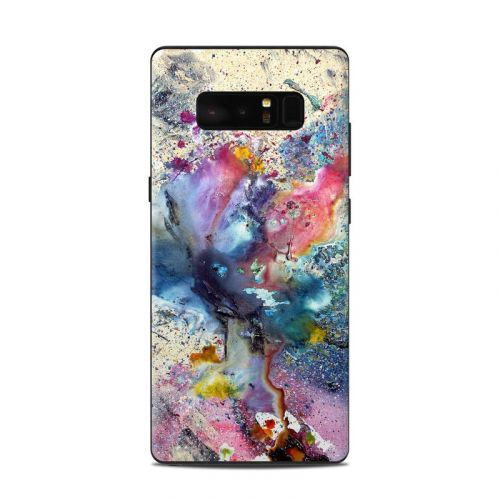 Cosmic Flower Samsung Galaxy Note 8 Skin
