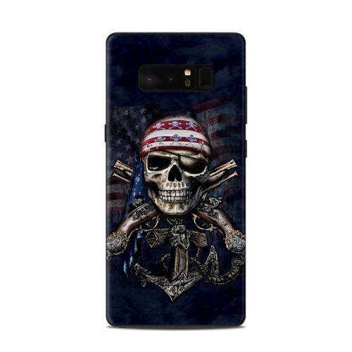 Dead Anchor Samsung Galaxy Note 8 Skin