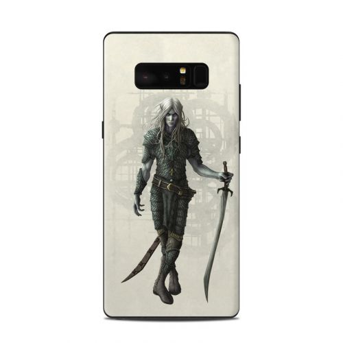 Dark Elf Samsung Galaxy Note 8 Skin