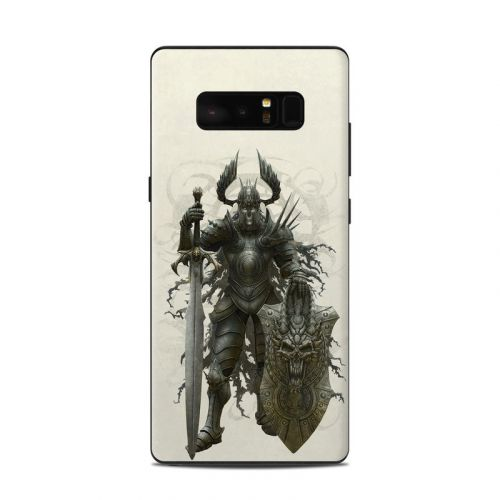 Dark Knight Samsung Galaxy Note 8 Skin