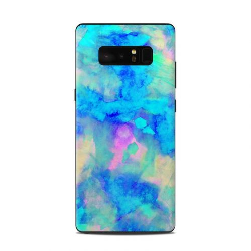 Electrify Ice Blue Samsung Galaxy Note 8 Skin