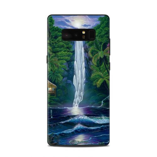 In The Falls Of Light Samsung Galaxy Note 8 Skin