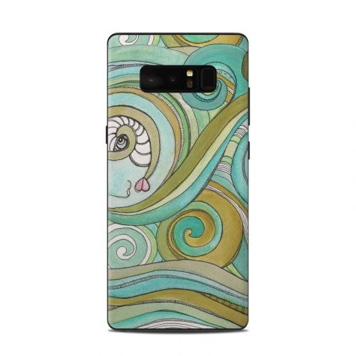 Honeydew Ocean Samsung Galaxy Note 8 Skin
