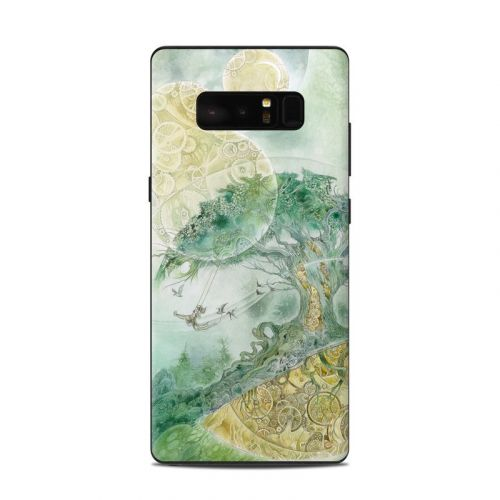 Inner Workings Samsung Galaxy Note 8 Skin