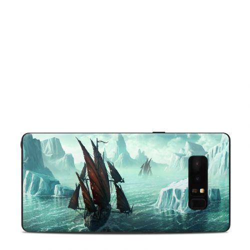 Into the Unknown Samsung Galaxy Note 8 Skin