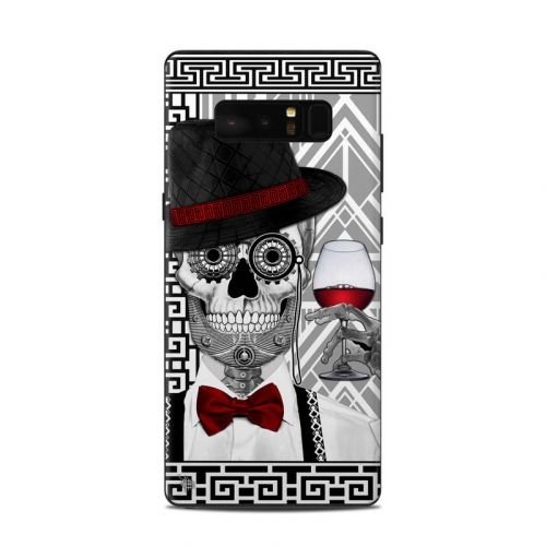 Mr JD Vanderbone Samsung Galaxy Note 8 Skin