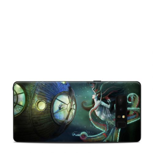 20000 Leagues Samsung Galaxy Note 8 Skin