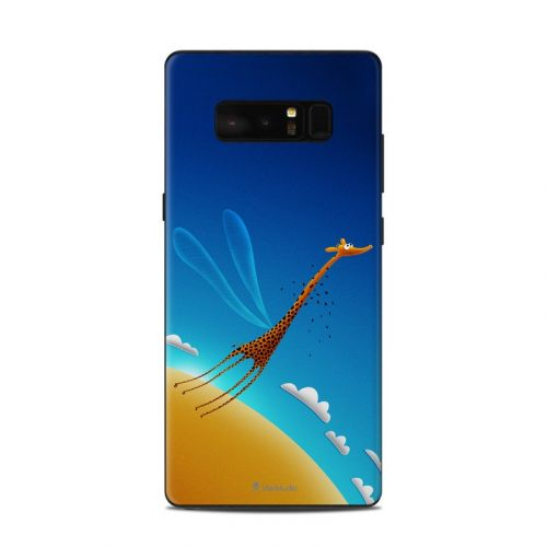 Learn to Fly Samsung Galaxy Note 8 Skin