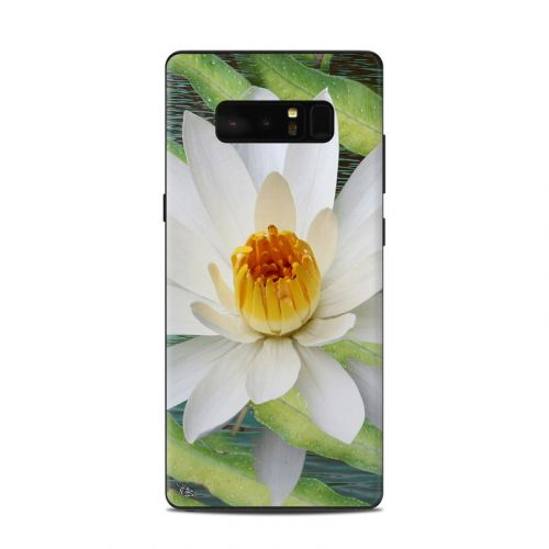Liquid Bloom Samsung Galaxy Note 8 Skin