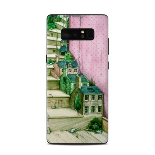 Living Stairs Samsung Galaxy Note 8 Skin