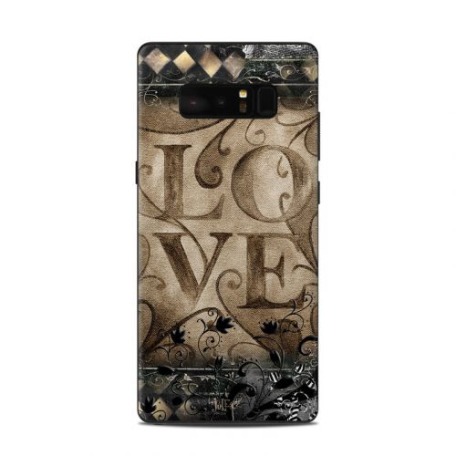 Love's Embrace Samsung Galaxy Note 8 Skin