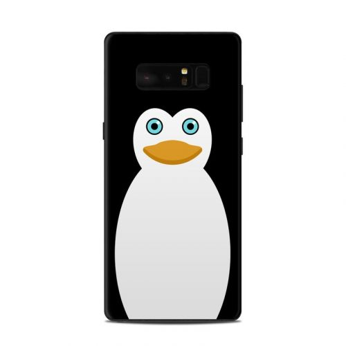 Mittens the Penguin Samsung Galaxy Note 8 Skin