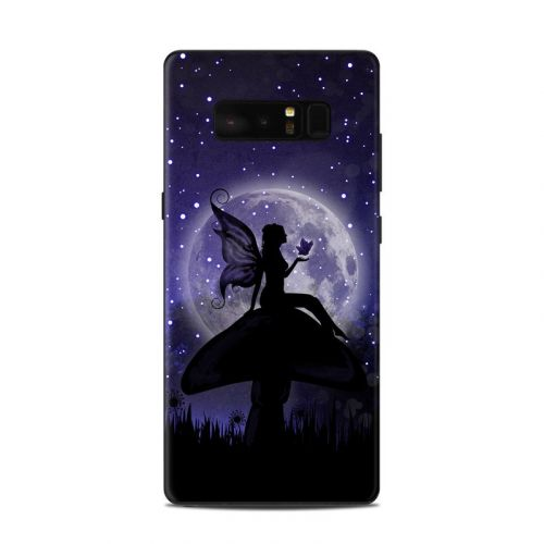 Moonlit Fairy Samsung Galaxy Note 8 Skin