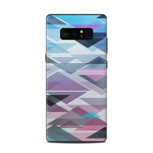 Night Rush Samsung Galaxy Note 8 Skin