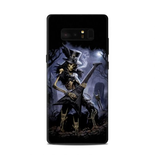 Play Dead Samsung Galaxy Note 8 Skin