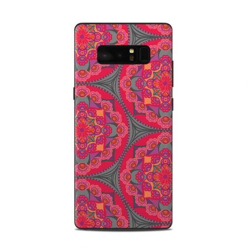 Ruby Salon Samsung Galaxy Note 8 Skin
