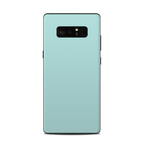 Solid State Mint Samsung Galaxy Note 8 Skin
