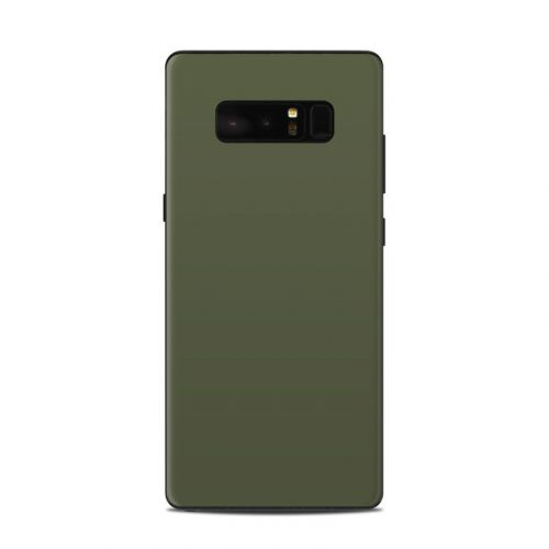 Solid State Olive Drab Samsung Galaxy Note 8 Skin