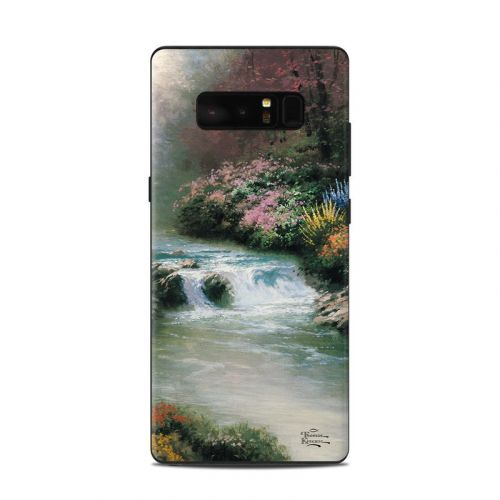 Beside Still Waters Samsung Galaxy Note 8 Skin