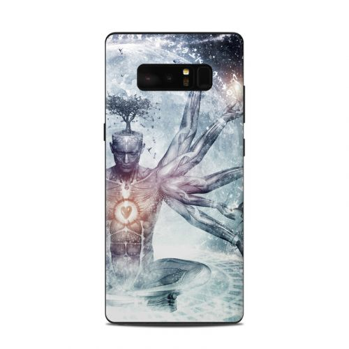 The Dreamer Samsung Galaxy Note 8 Skin