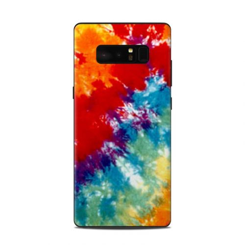 Tie Dyed Samsung Galaxy Note 8 Skin