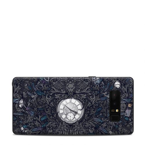 Time Travel Samsung Galaxy Note 8 Skin
