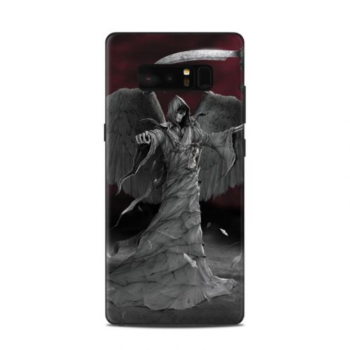 Time is Up Samsung Galaxy Note 8 Skin
