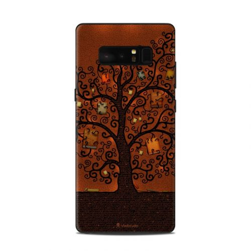 Tree Of Books Samsung Galaxy Note 8 Skin