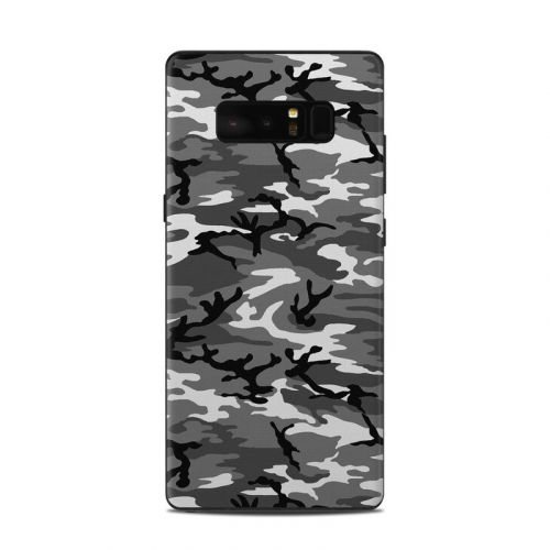 Urban Camo Samsung Galaxy Note 8 Skin