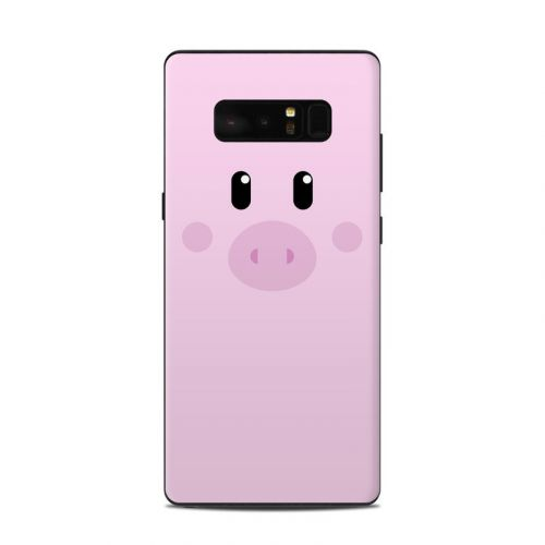 Wiggles the Pig Samsung Galaxy Note 8 Skin