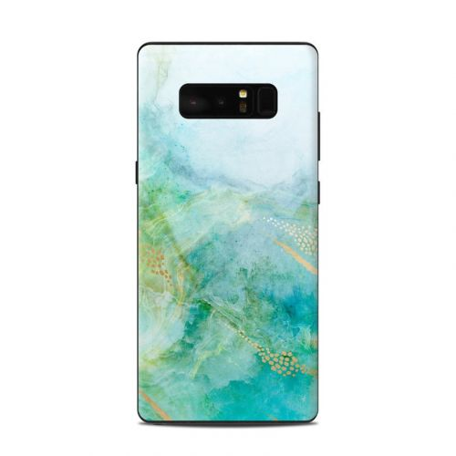 Winter Marble Samsung Galaxy Note 8 Skin