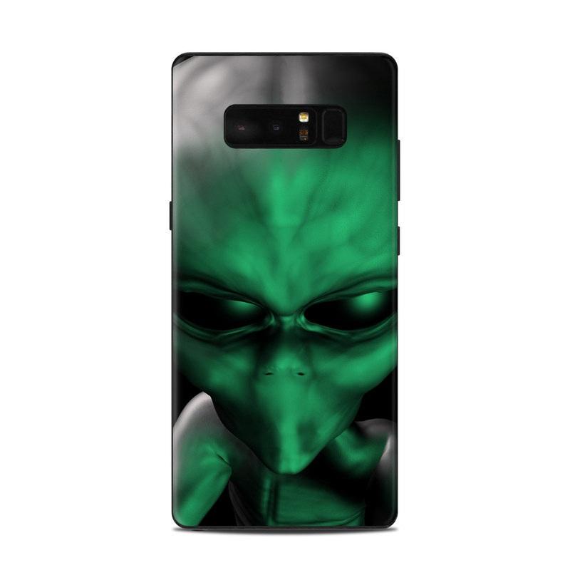 Abduction Samsung Galaxy Note 8 Skin
