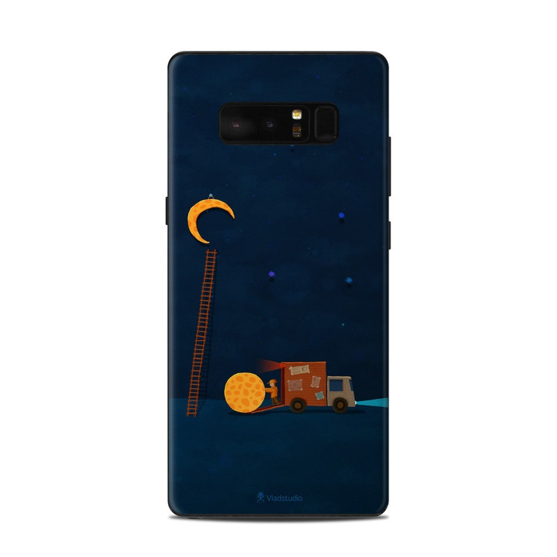 Delivery Samsung Galaxy Note 8 Skin