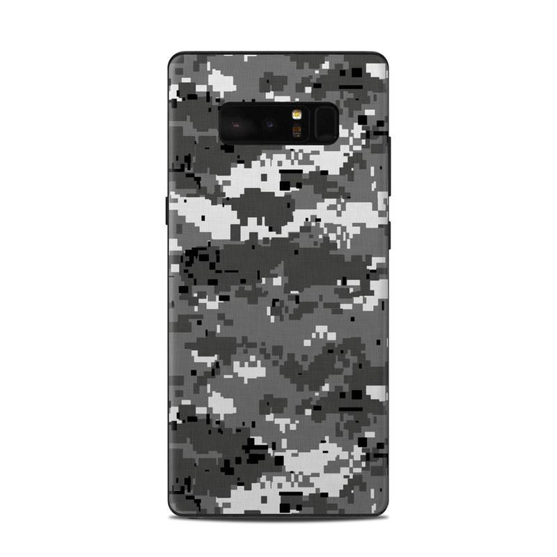 low priced f2155 97074 Digital Urban Camo Samsung Galaxy Note 8 Skin
