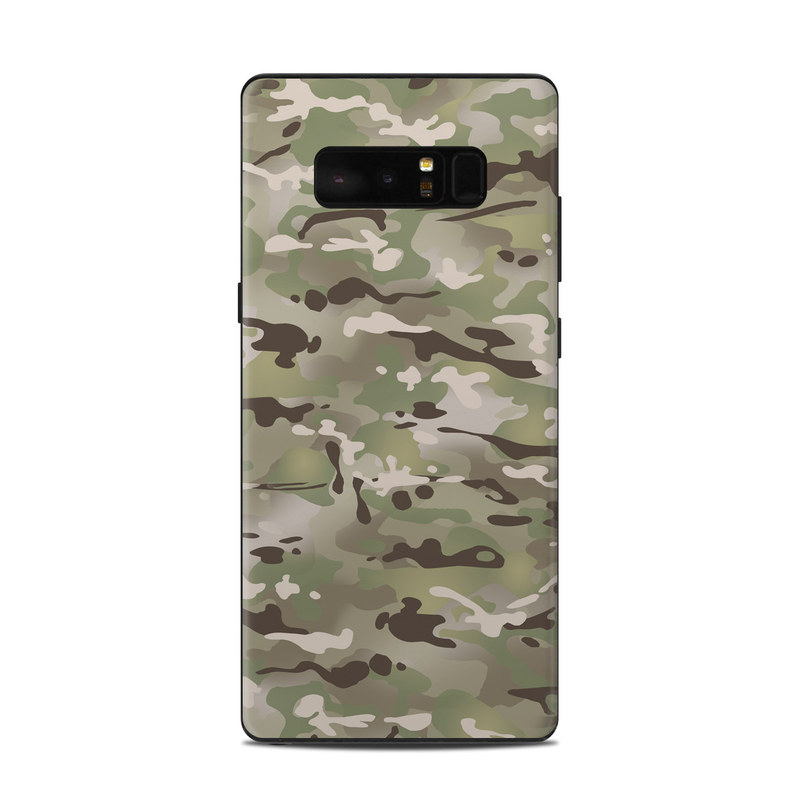 check out 98c24 79556 FC Camo Samsung Galaxy Note 8 Skin