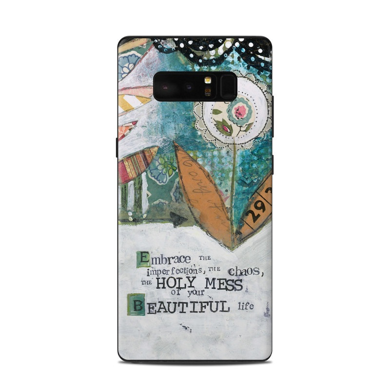 Holy Mess Samsung Galaxy Note 8 Skin
