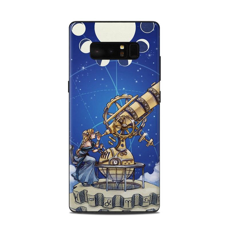Lady Astrology Samsung Galaxy Note 8 Skin