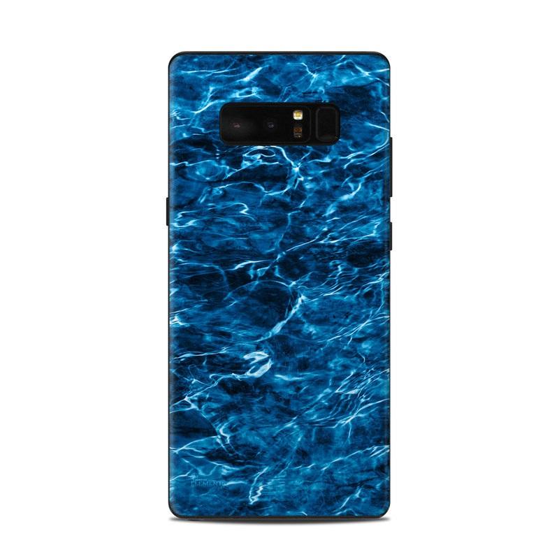 Mossy Oak Elements Agua Samsung Galaxy Note 8 Skin