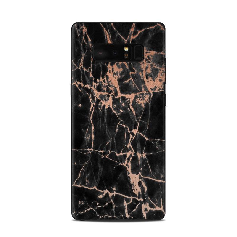 Rose Quartz Marble Samsung Galaxy Note 8 Skin
