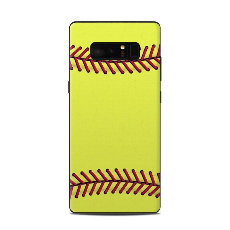 Softball Samsung Galaxy Note 8 Skin