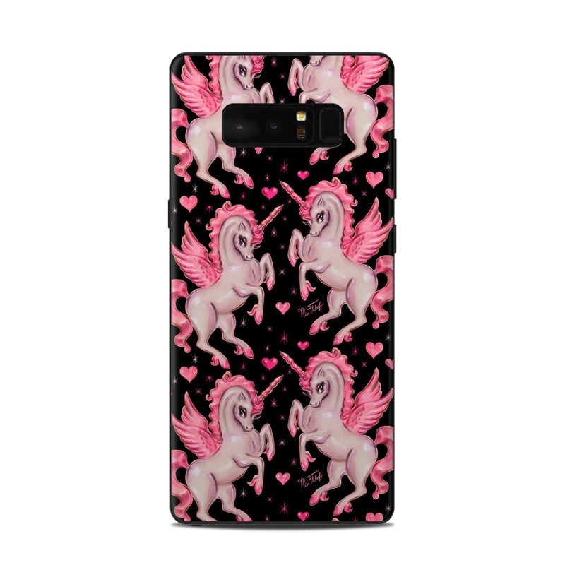 Unicorn Pegasus Samsung Galaxy Note 8 Skin